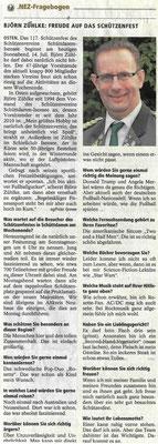 NEZ-Fragebogen Björn Zühlke (Quelle: NEZ 14.07.2018)