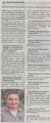 Fragebogen Christoph Treuel (NEZ 10.01.2015)