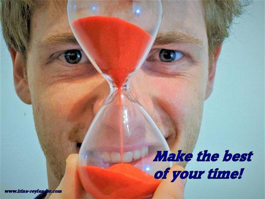 Time Hourglass Consciousness Irina Reylander