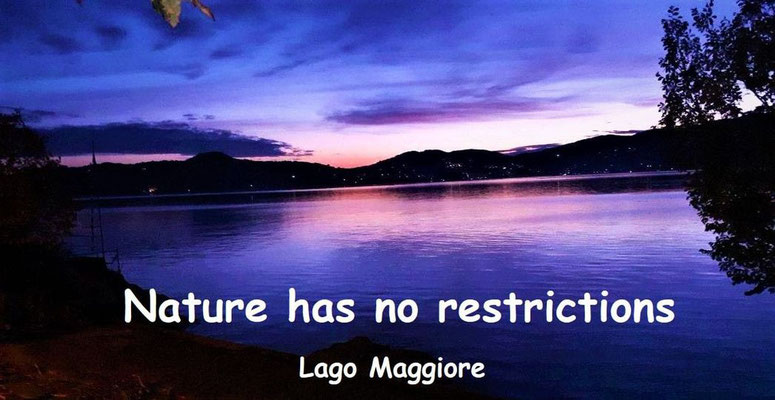Lago Maggiore Nature Photo Irina Reylander