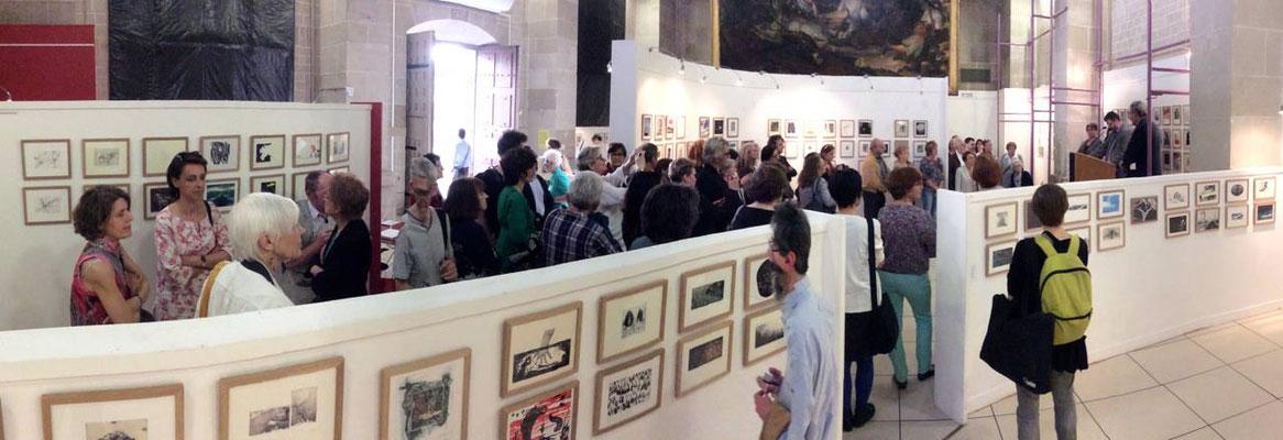 1th International Print Biennial of Dreux 2