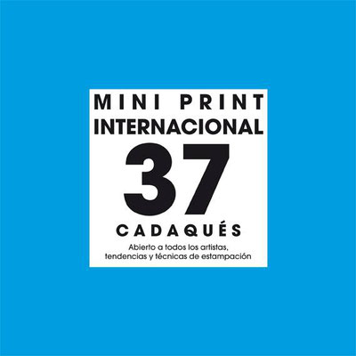 37th International Miniprint Cadaques