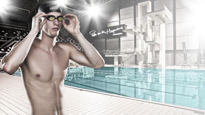 Bram Dekker sport portret fotograaf Veenendaal