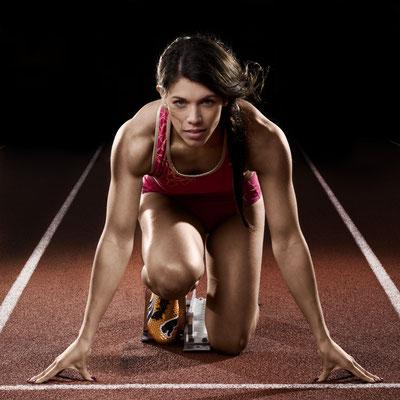 Esther Akihary sport portret atletiek fotograaf Veenendaal // Utrecht
