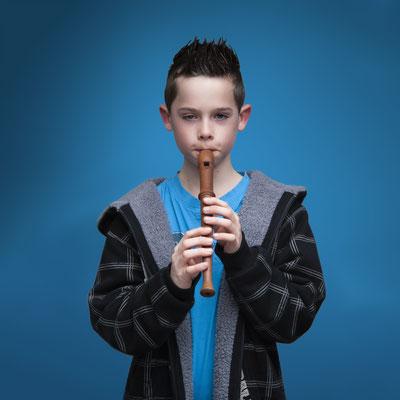 Campagnebeeld // Muziekschool de Muzen