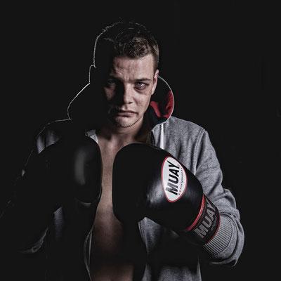 kickbox sport portret fotograaf Veenendaal