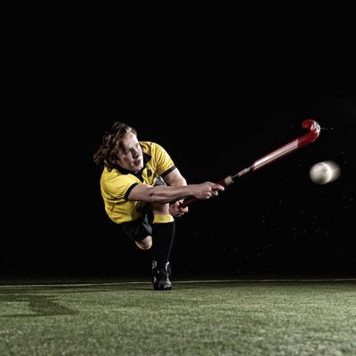 hockey sport portret fotograaf Veenendaal // Utrecht