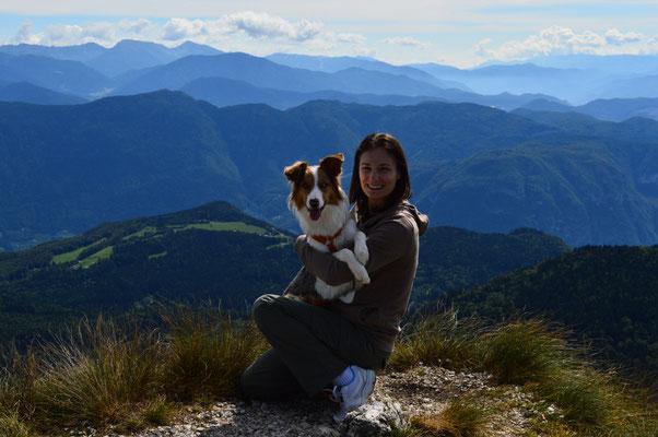 1 anno, vacanza in Trentino