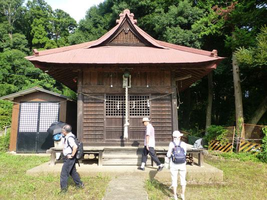 下和泉鯖神社