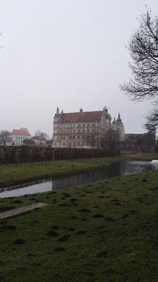 Das Güstrower Schloss