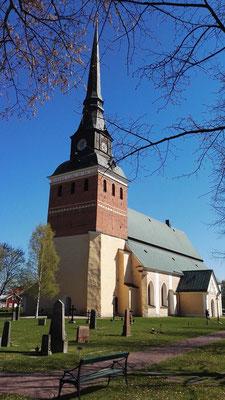 Die Kirche von Mora