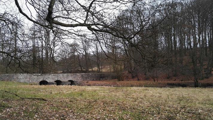 Eine Brücke wie bei den Brüdern Löwenherz