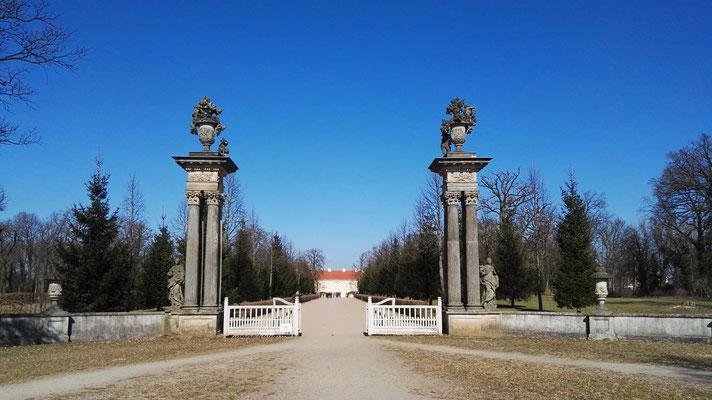 Das Rheinsberger Schloss