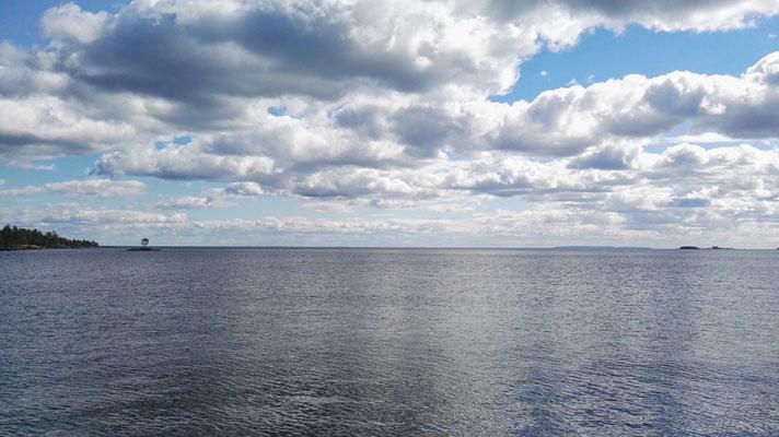 Nein, dass ist nicht das Meer...
