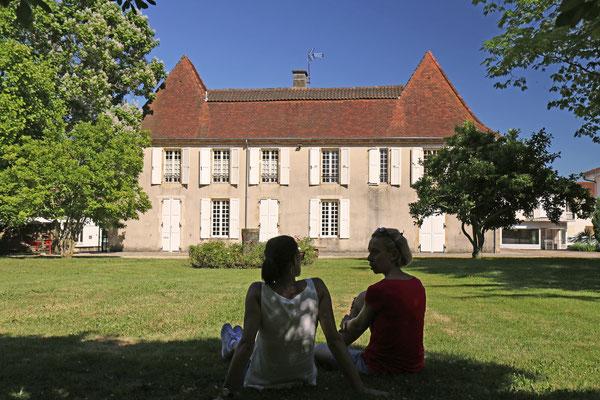 Randoland balade ludique - Garlin - crédit tourisme Nord Béarn Madiran