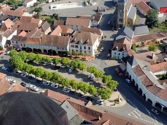 Bastide d'Arzacq-Arraziguet - Nord Béarn Madiran