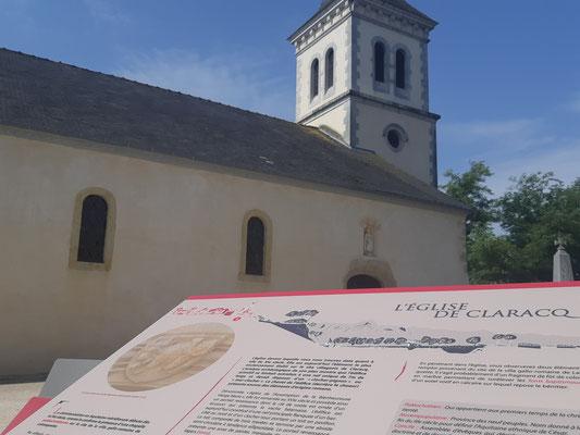 Musée Gallo-Romain - CLARACQ - tourisme Nord Béarn