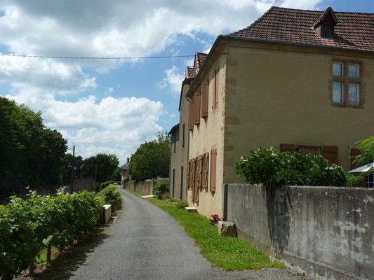 Remparts - Bastide de Lembeye (Vic-Bilh)