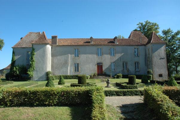 Château de Mascaraàs - Tourisme Nord béarn