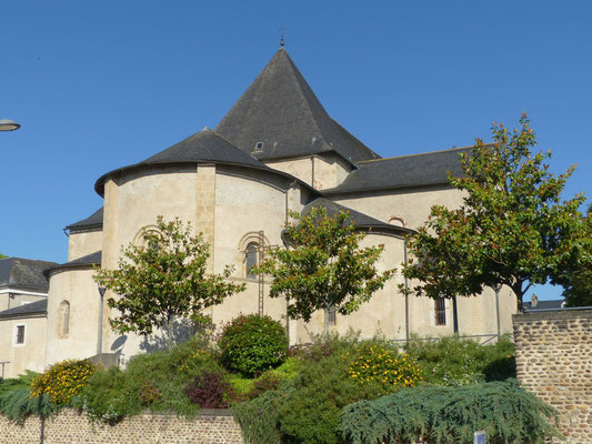 Eglise Sainte-Foy - Morlaàs - Tourisme Nord Béarn Madiran