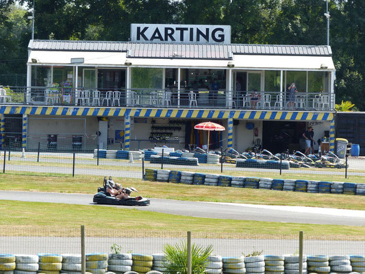 Loisirs O'd'Espoey  : karting, adventure golf, laser game