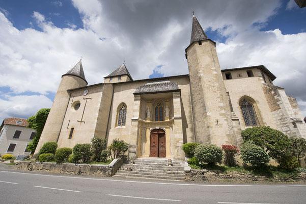 Eglise de Morlanne - Tourisme Nord Béarn Madiran