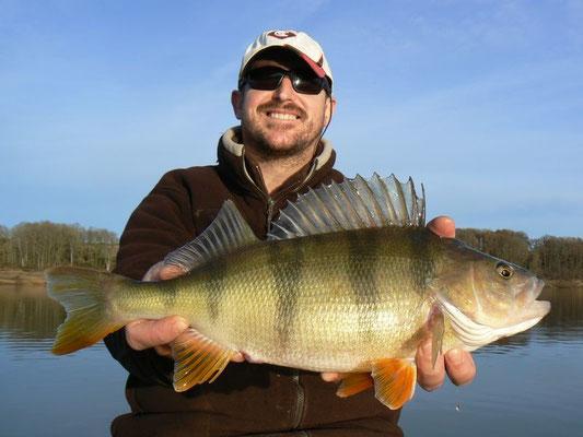 Pêche en lac - Tourisme Nord Béarn Madiran