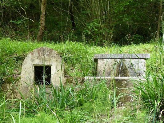Village des fontaine de Moncaup (Vic-Bilh/Madiran)