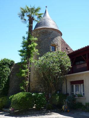Tour de Peich - Bastide d'Arzacq-Arraziguet - Nord Béarn Madiran
