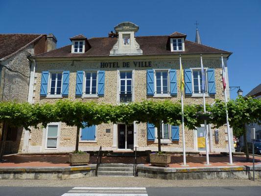 Mairie de la bastide d'Arzacq-Arraziguet - Nord Béarn Madiran