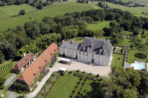 Jardins chateau viven tourisme nord bearn madiran credit chateau viven