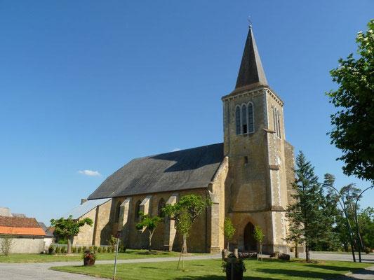Circuit coeur historique - Eglise - Bastide de Lembeye - Tourisme Nord Béarn Madiran