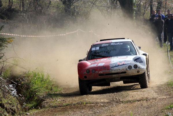 Arzacq Rallye des collines tourisme nord bearn crédit Manu Ferreira