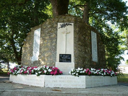 Portet, village de la Résistance - Tourisme Nord Béarn Madiran