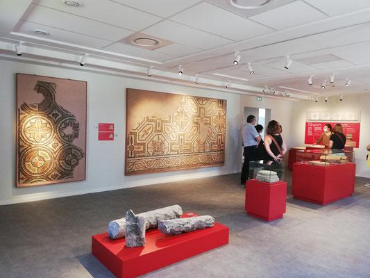 Claracq Musée gallo-Romain tourisme Nord Béarn crédit SMT NB