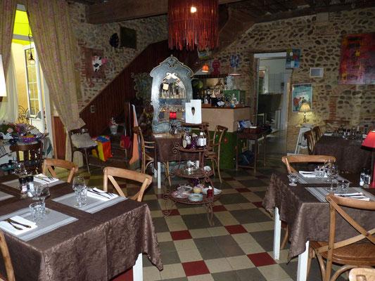 Restaurant de la Tour - Lembeye - Tourisme Nord Béarn Madiran