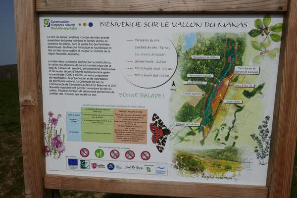 Vallon du Manas - Ger - Tourisme Nord-Béarn Madiran