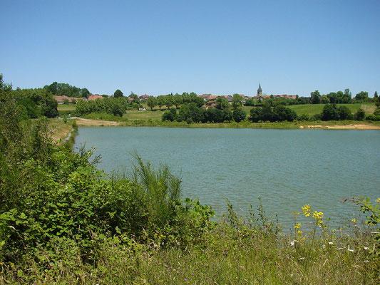 Lac Arzacq - Tourisme Nord Béarn Madiran