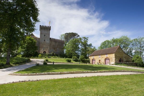 Château de Morlanne - Morlanne - Tourisme Nord Béarn