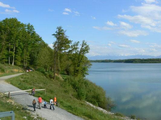 Lac du Gabas - Eslourentis - Tourisme Nord Béarn Madiran