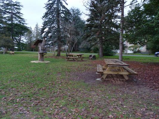 Parc de Sers - Serres-Castet - Tourisme en Nord Béarn Madiran