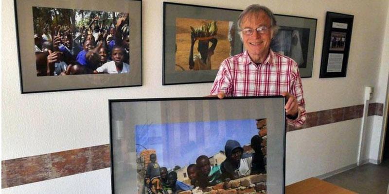 Tansania-Ausstellung im Mehrgenerationenhaus Grimma