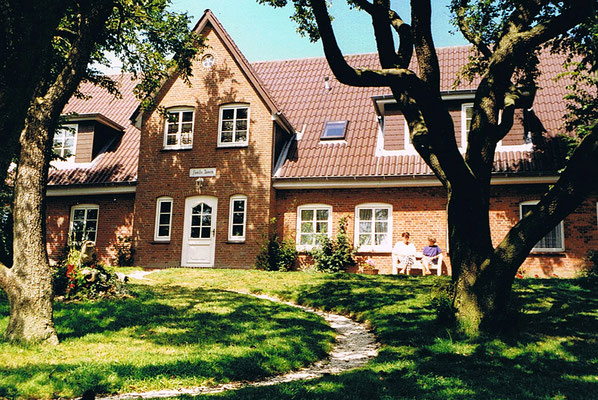 Südansicht vom Friesenhof