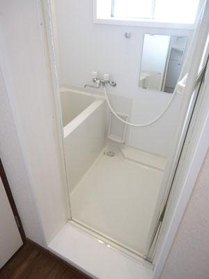 浴室もユニットバスに