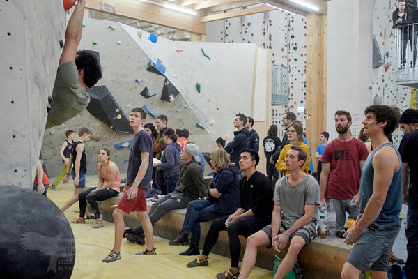 Boulder- Masters O'Bloc 2019