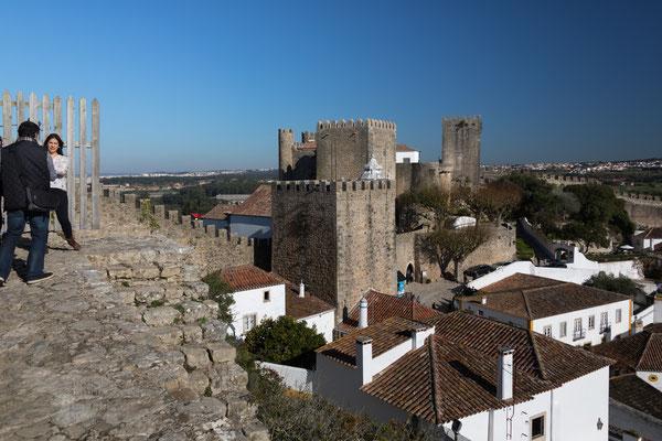 my Lisbon Holidays, obidos