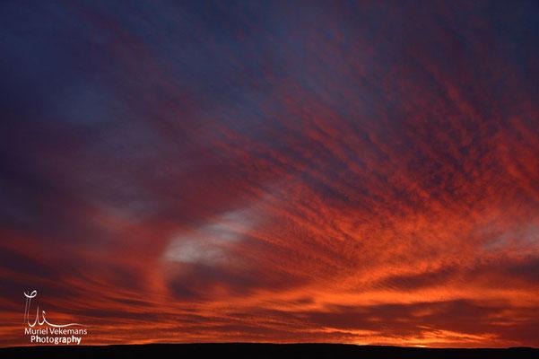 Gastehaus Namib rand sunset