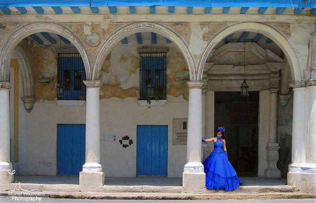 Fête des 15 ans La Havane San Fransico