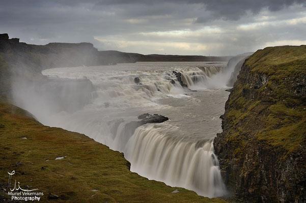 Gullfoss cascade