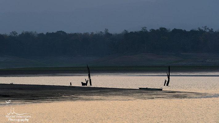 Satpura safari en bateau